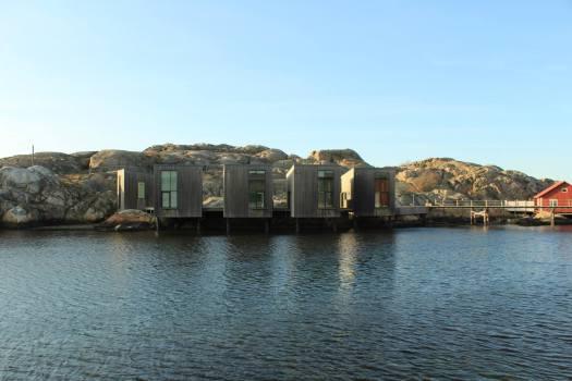 Post-modern seaside living, Sweden