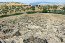 Nuragian settlement; Sardinia, Italy
