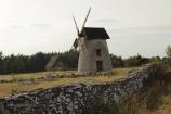 Windmill; Gotland, Sweden